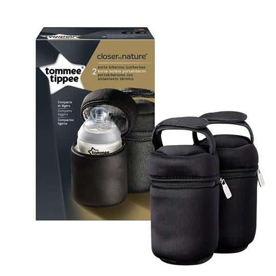 Picture of TOMMEE TIPPEE Ισοθερμική τσάντα αποθήκευσης & μεταφοράς μπιμπερό 2 τεμαχίων