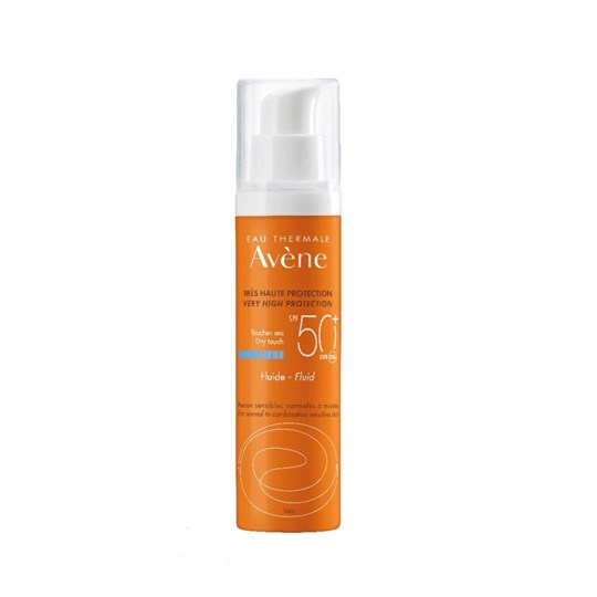 Picture of Avene Eau Thermale Solaire Fluide SPF50+ 50ml