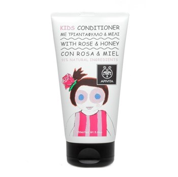 Picture of APIVITA KIDS HAIR CONDITIONER ΤΡΙΑΝΤΑΦΥΛΛΟ & ΜΕΛΙ 150ML