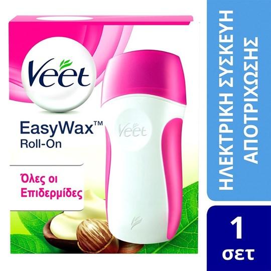 Picture of Veet Easy Wax Ηλεκτρική Αυτο-θερμαινόμενη Συσκευή Αποτρίχωσης 1τμχ
