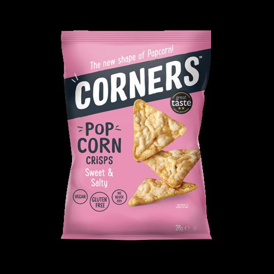 Picture of FIT SPO Corners pop corn crisps 28gr