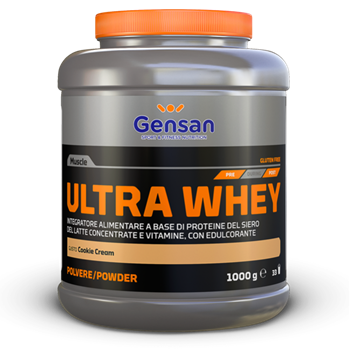 Picture of GENSAN ULTRAWHEY Cookie Cream 1000GR