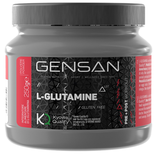 Picture of GENSAN L-GLUTAMINE 250gr Kyowa quality