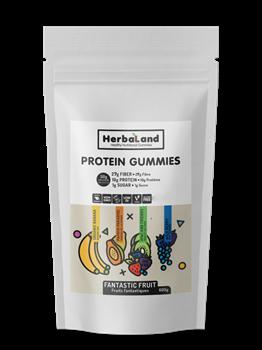 Picture of HERBALAND Vegan Protein Gummies 600gr