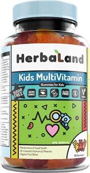 Picture of HERBALAND Kids Multivitamin 90gummies
