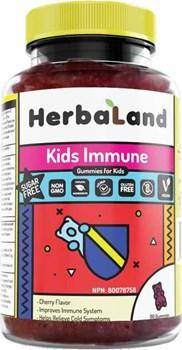 Picture of HERBALAND Kids Immune 90gummies