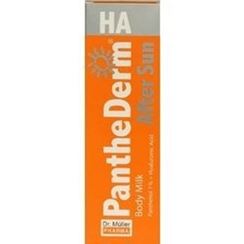 Picture of PANTHEDERM AFTER SUN BODY MILK 200ml