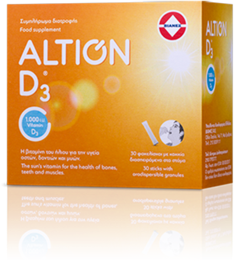 Picture of ALTION D3 30 φακελάκια