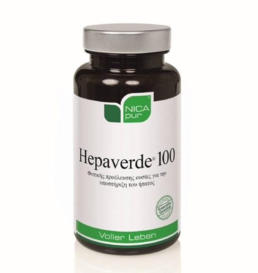 Picture of Hepaverde 100 Nicapure 60CAPS
