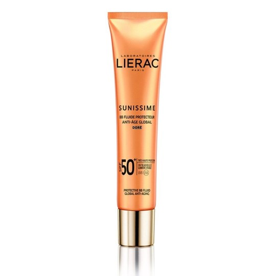 Picture of LIERAC Sunissime Protective BB Fluid Global Anti-Aging SPF 50 40ml