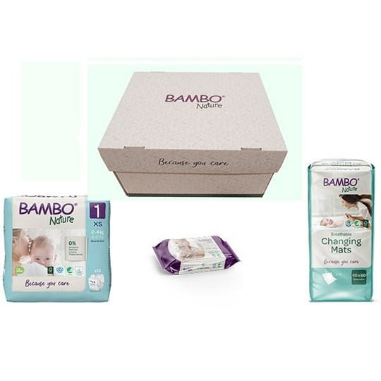 Picture of Bambo Nature Gift Box Bronze