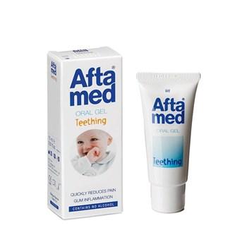 Picture of AFTAMED Teething GEl 15 ml Γέλη ανακούφιση των ούλων κατά τη νεογιλή οδοντοφυΐα