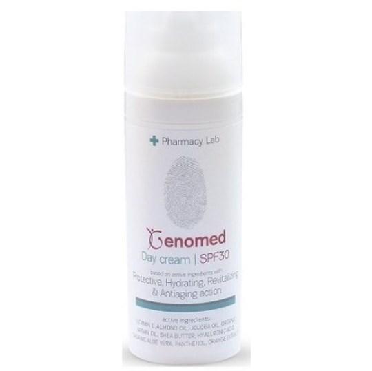Picture of Genomed Elix Day Cream SPF 30 Αντιγηραντική ενυδατική κρέμα ημέρας για το πρόσωπο και λαιμό 50ml