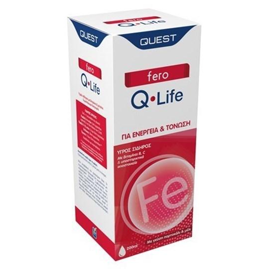 Picture of QUEST Fero Q-Life 200ml