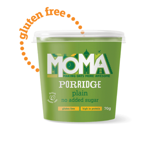 Picture of MOMA PORIDGE 70gr Πρωινό Βρώμης