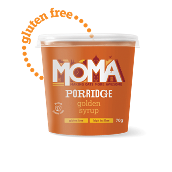 Picture of MOMA PORIDGE 70gr Πρωινό Βρώμης Golden Syrup