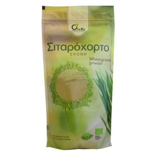 Picture of Σιταρόχορτο σκόνη 125γρ MEGA FOODS