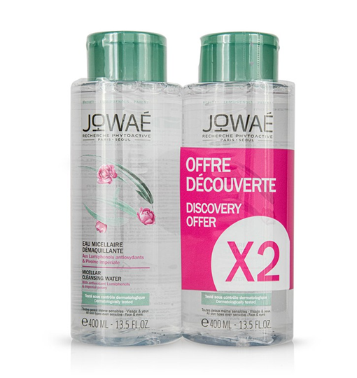 Picture of JOWAE Micellar Cleansing Water 2 x 400ml