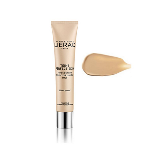 Picture of LIERAC TEINT PERFECT SKIN 02 NUDE 30ml