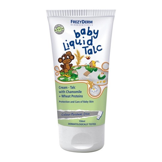 Picture of FREZYDERM BABY LIQUID TALC 150ml