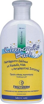 Picture of FREZYDERM BABY CHAMOMILE BATH 200ml
