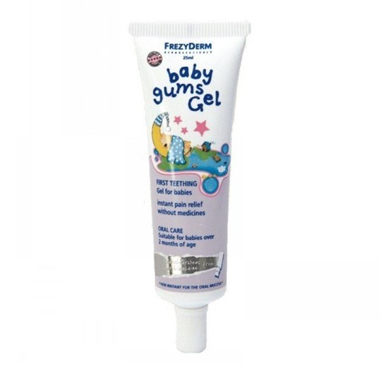 Picture of FREZYDERM BABY GUMS GEL 25ml