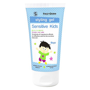 Picture of FREZYDERM SENSITIVE KID'S HAIR STYLING GEL 100ml