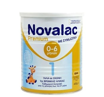 Picture of Novalac Premium 1 400gr
