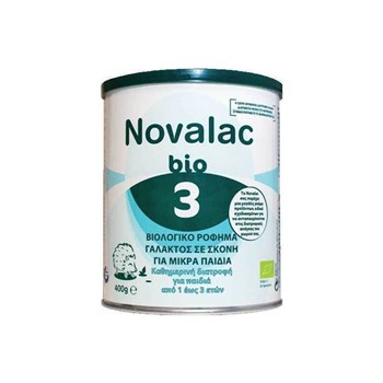 Picture of NOVALAC 3 Bio 400gr