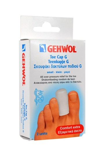 Picture of GEHWOL Toe Cap G Small 2τεμ