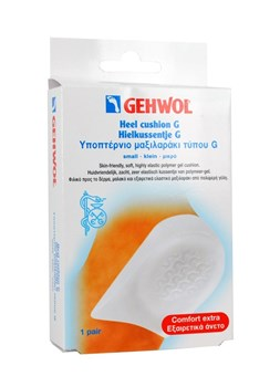 Picture of GEHWOL Heel Cushion G small  Υποπτέρνιο μαξιλαράκι τύπου G μικρό 1ζευγ.