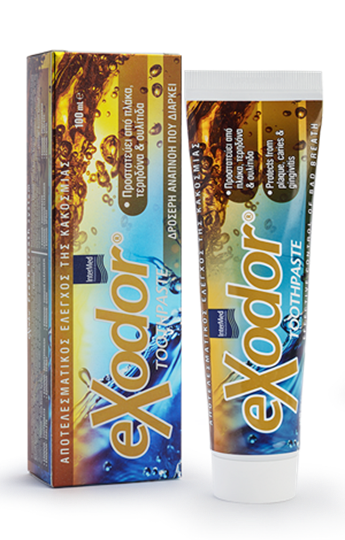 Picture of INTERMED EXODOR TOOTHPASTE 100ml