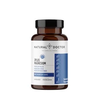 Picture of Natural Doctor 3PLUS Magnesium 60caps