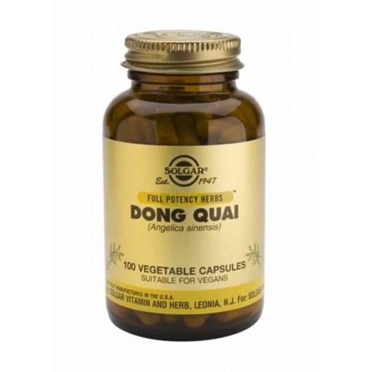 Picture of SOLGAR DONG QUAI  veg.caps 100s