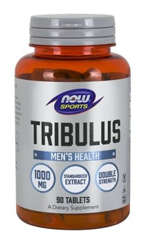 Picture of NOW Tribulus 1,000 mg 90 Tablets