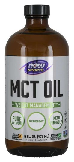 Picture of NOW MCT Oil Liquid 946ml
