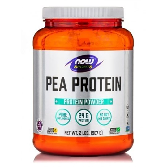 Picture of NOW Pea Protein Powder 907gr