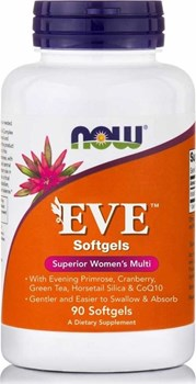 Picture of NOW Eve™ Women's Multiple Vitamin 90 Softgels