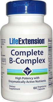 Picture of Life Extension Complete B-Complex 60caps