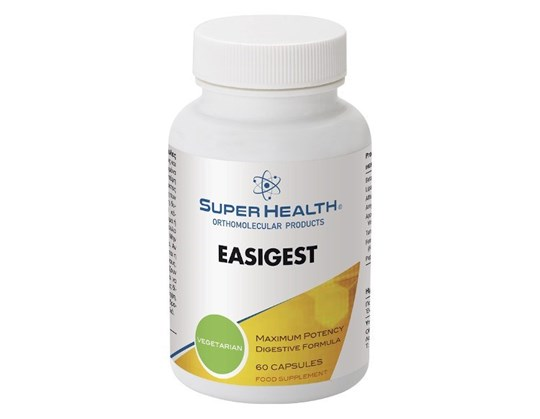 Picture of Super Health Easigest  60caps