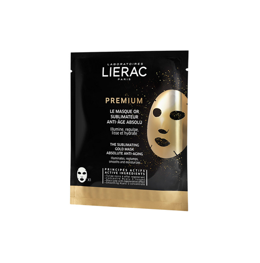 Picture of LIERAC Premium The Sublimating Gold Mask 20ml
