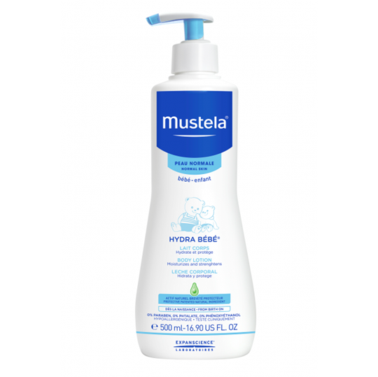 Picture of MUSTELA HYDRABEBE BODY LOTION 500ML
