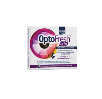 Picture of INTERMED Optofresh Ecto Eye Drops 10x0.5ml