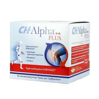 Picture of Vivapharm CH-ALPHA Plus Fortigel Υδρολυμένο Πόσιμο Κολλαγόνο 30 Φιαλίδια των 25ml