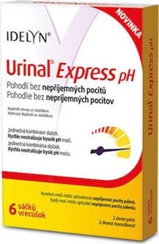 Picture of Urinal Express pH 6 φακελίσκοι