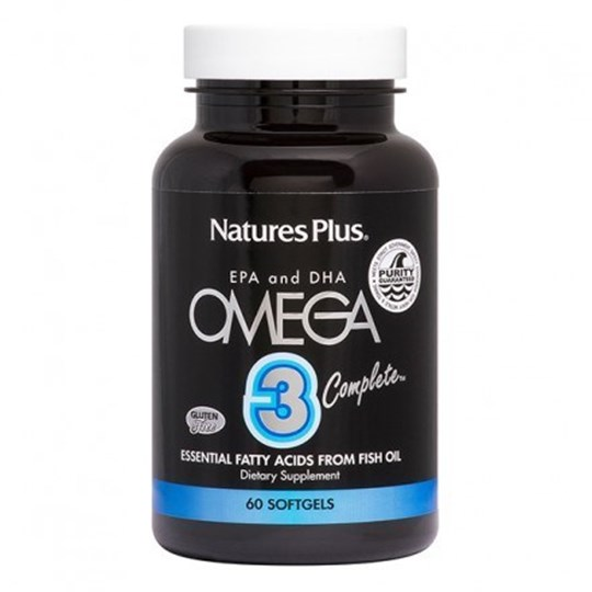 Picture of Natures Plus OMEGA-3 Complete 60Softgels