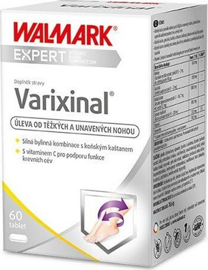 Picture of WALMARK Varixinal 60tabs