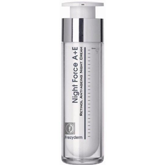 Picture of FREZYDERM NIGHT FORCE A+E CREAM 50ml