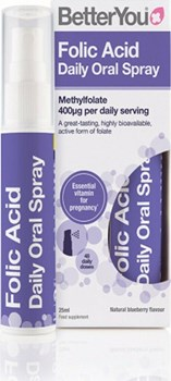 Picture of BETTERYOU Folic Acid Daily Oral Spray 400mg 25ml