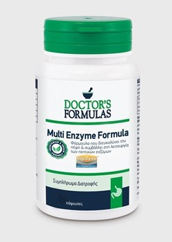 Picture of Doctor's Formulas Multi Enzyme Formula 30caps